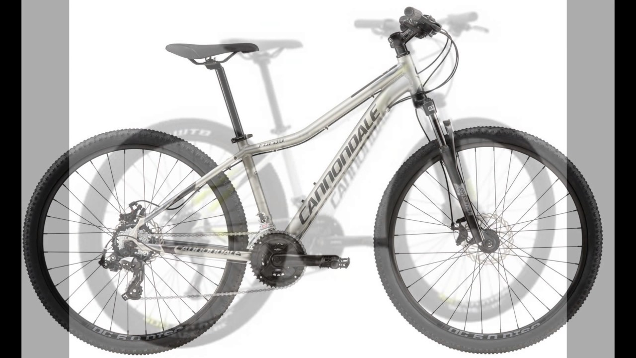 Cannondale Foray 4 Silver Youtube