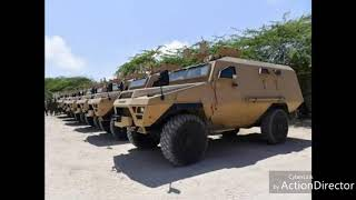 US DONATES 12  ARMOURED VEHICLES TO KENYA TO AID IN TERRORISM WAR
