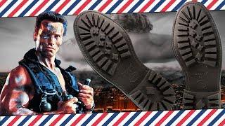 видео Мужская обувь Kenzo