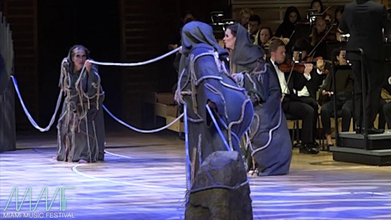Götterdämmerung- Opening Scene and Siegfried's Rhine Journey