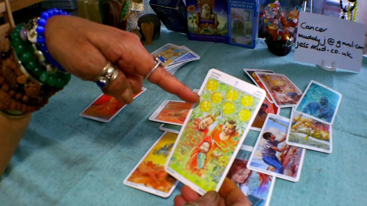 cancer weekly tarot card