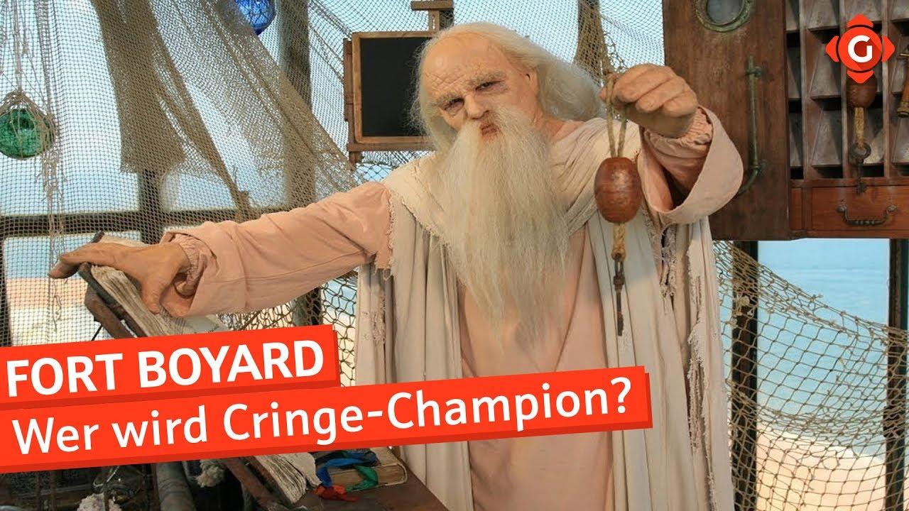 Fort Boyard: Wer wird Champion im Cringe-Wettkampf?   Zocksession