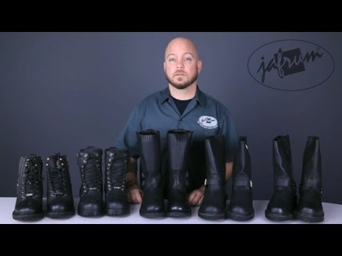 Cruising Boot Buying Guide From Jafrum.com