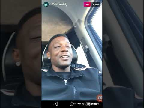 LIL BOOSIE TALKS ABOUT RAPPERS IN 360 DEALS