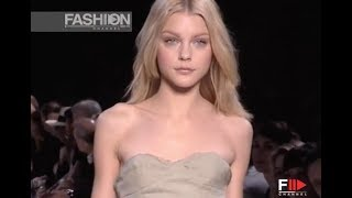 STELLA MCCARTNEY Fall Winter 2007 2008 Paris - Fashion Channel