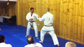 Scott Langley demo JKS Scotland, November 13th 2011
