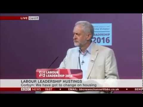Labour Party  Leadership Corbyn v Smith 1st Hustings 2016 Full Debate