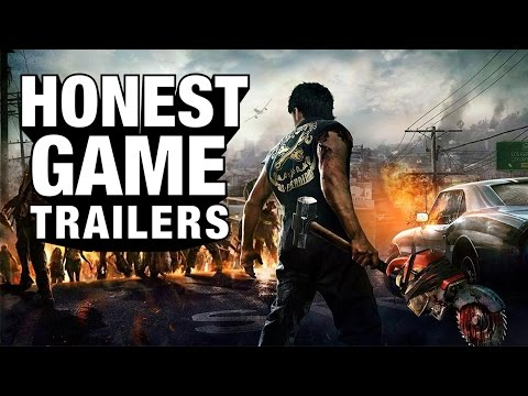 DEAD RISING (Honest Game Trailers)