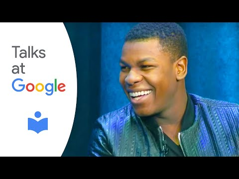 "John Boyega: ""Star Wars: Episode VII - The Force Awakens"" 