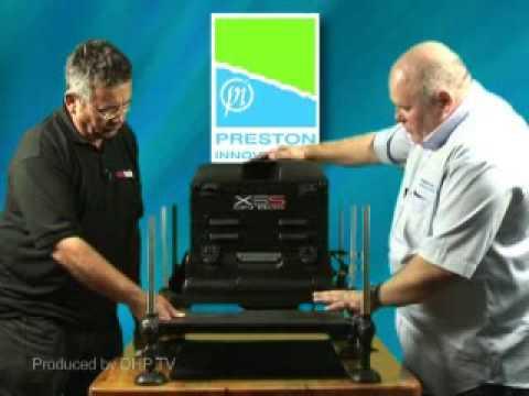 Tackleuk Preston Innovations X6s Seatbox