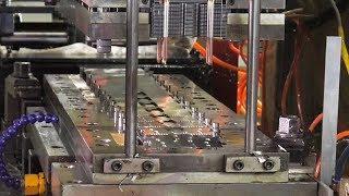 Die Produktion von be quiet! CPU Kühlern, Teil 2: Stanzen und Fräsen