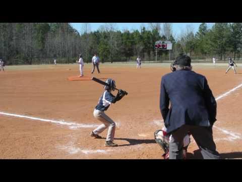 Georgia Lookouts Baseball 2017