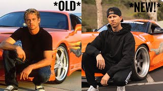 RECREATING PAUL WALKERS MOST FAMOUS PICTURE