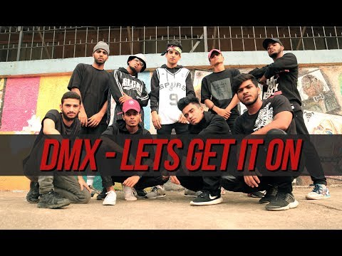DMX- Lets get it on || Himanshu Dulani Choreography