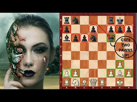 Outrageous Artificial Intelligence: (Game 5) : DeepMind's AlphaZero crushes Stockfish Chess Engine