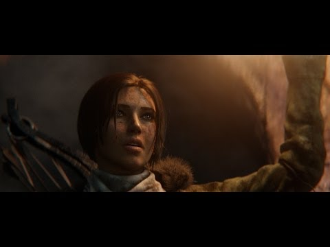 Rise of the Tomb Raider Announce Trailer
