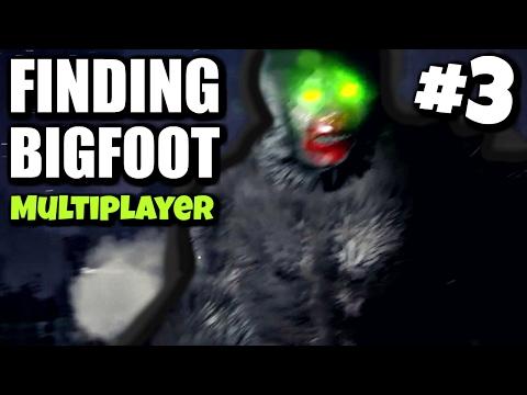 TOURIST FOUND ENDING?! | Finding Bigfoot Multiplayer Gameplay [#3]