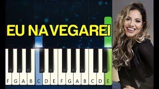 EU NAVEGAREI (GABRIELA ROCHA) - TUTORIAL TECLADO