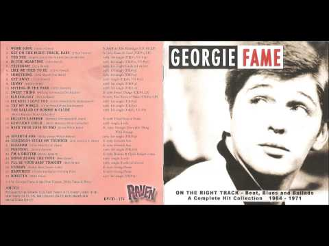 Georgie Fame - On the Right Track: Beat, Blues and Ballads 1964-1971