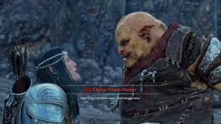 Middle-earth™: Shadow of Mordor™ - Game of the Year Edition Gameplay 4