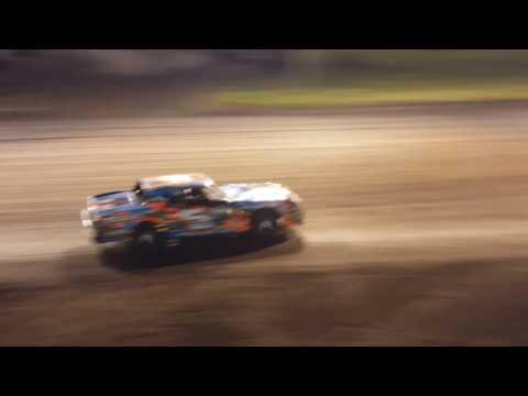 Tyler Pickett's 1st Career Stock Car Win