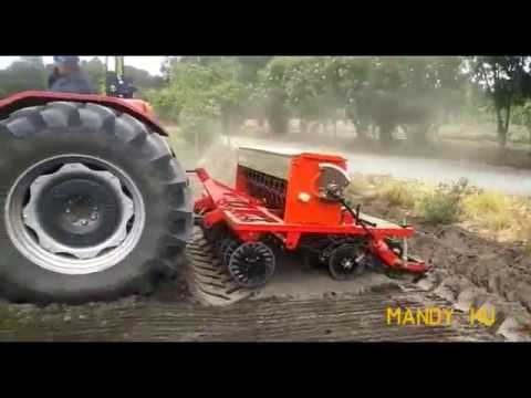 No Till Pasture Seeding Equipment Grass Seed Drill Machine Grass Seed Planter For Sale