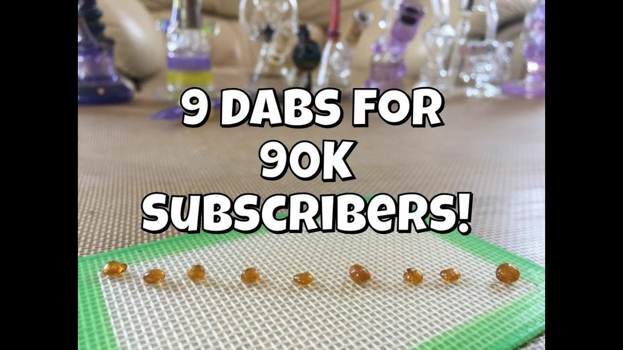 9 DABS FOR 90K SUBSCRIBERS!