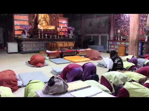 Buddhist Service