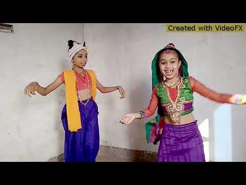 Kajal and mahi