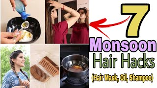 My Hair Care Routine | hair Hacks | Oiling ,Shampoo, Conditioner  | Super Style Tips