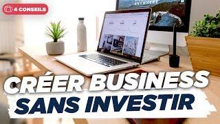 Créer un business en 2018 sans investir thumbnail