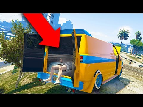 HOW TO KIDNAP PEOPLE ONLINE! | GTA 5 THUG LIFE #257