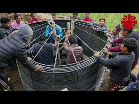 Caritas Nepal Earthquake Recovery Program; Three years on 2018