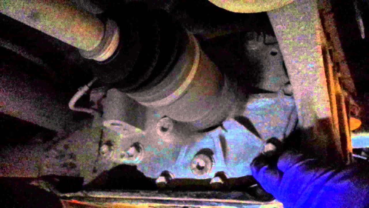 2011 Sienna Noise From Rear Differential Youtube