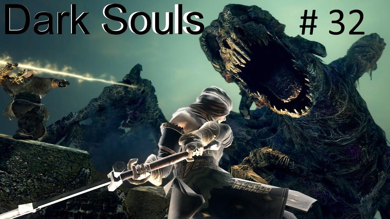 Dark Souls Part 32 Watchtower Basement Blind Youtube