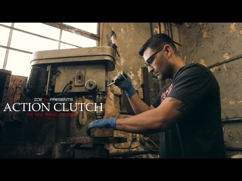 """ACTION CLUTCH """" THE AMERICAN DREAM """" ( SHORT DOCUMENTARY ) FEATURING BISIMOTO"""