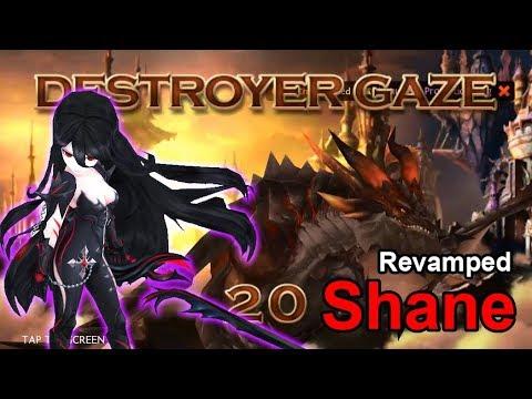 Seven Knights - Raid Lv 20 ft. Shane (Revamped)