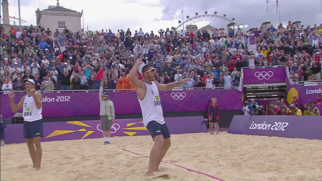 London Olympics: Day 4 - The Blade