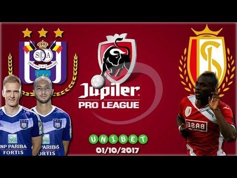 Jupiler Pro League 01/10/2017 : RSC Anderlecht - Standard de Liège [Journée 9]