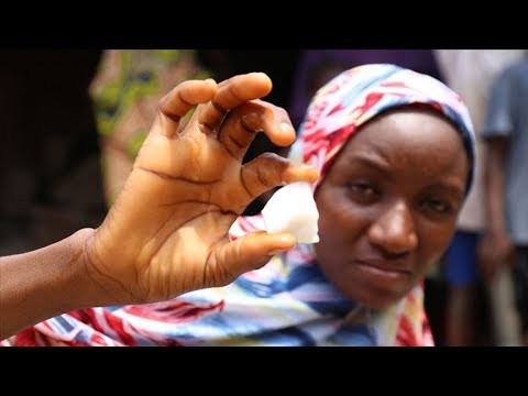 How Do We Clean Dirty Water To Make It Clean Enough To Drink? #Nigeria