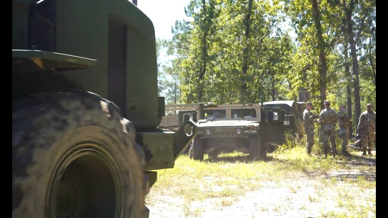 21st Brigade Engineer Battalion trains for large scale combat operations at JRTC
