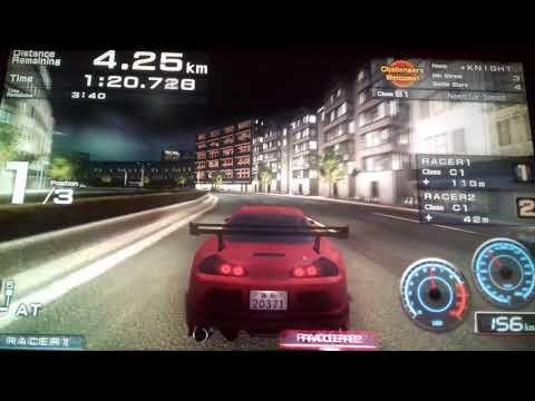 Fast Beat Loop Racer GT - Multiplayer Shanghai 5 (Dalian RD to N-S Rd)