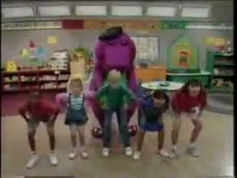 YouTube Poop: Incestual Behaviors are Superior in Barney's Point of View part 1