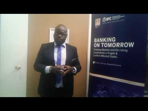 "FT - IFC Event Conference ""Banking on Tomorrow"" Introduction: Mr Charles Auguste Banny"
