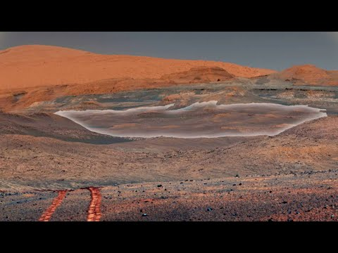 Mysterious Real Images of Mars from the Year 2020!
