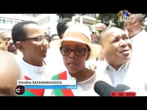 Don Dresaka 07 FEVRIER 2016 BY TV PLUS MADAGASCAR