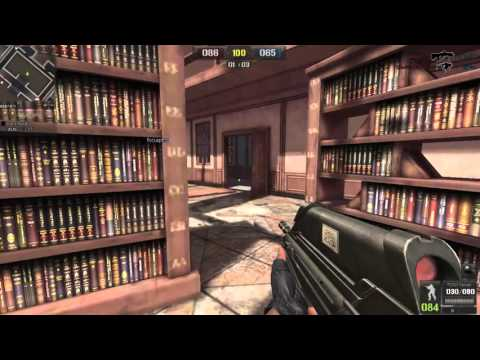 Point Blank Garena Thailand - OLD LIBRARY EP02