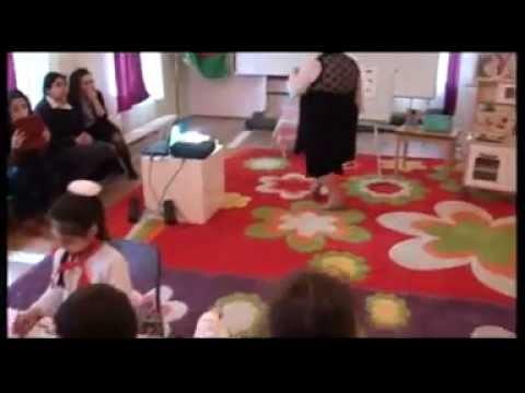 Занятие по окружающей  среде Бабаевой Эллады детский садик № 23