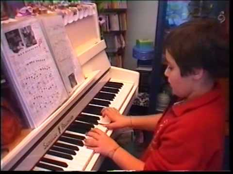 J Pierpont  Jingle Bells  piano version