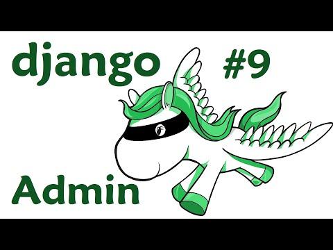 Admin - Django Web Development with Python 9